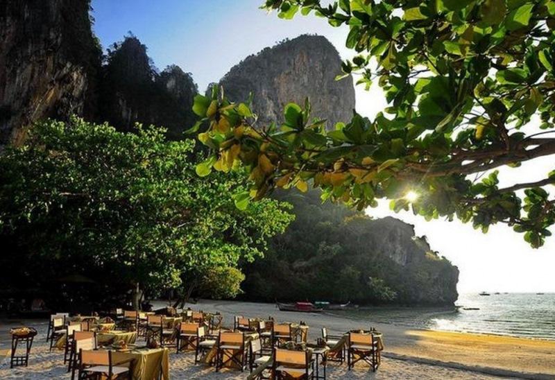 Rayavadee Krabi, Tajska