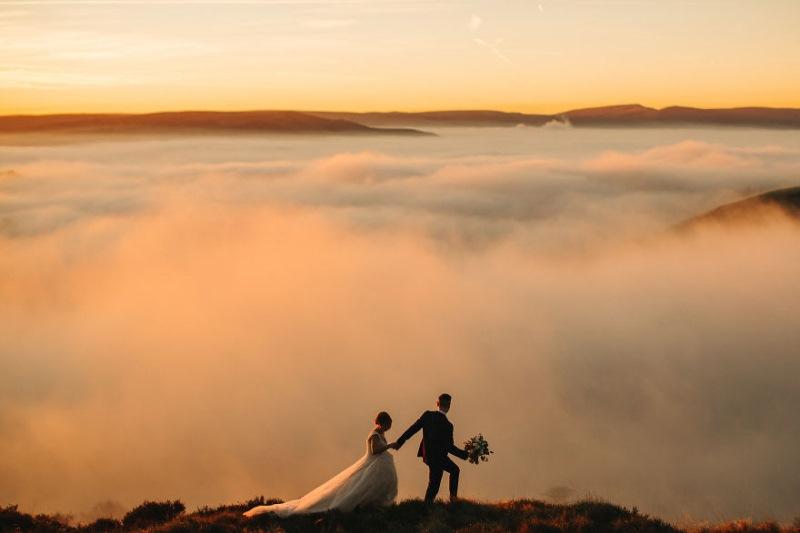 Najlepše poročne fotografije iz celega sveta