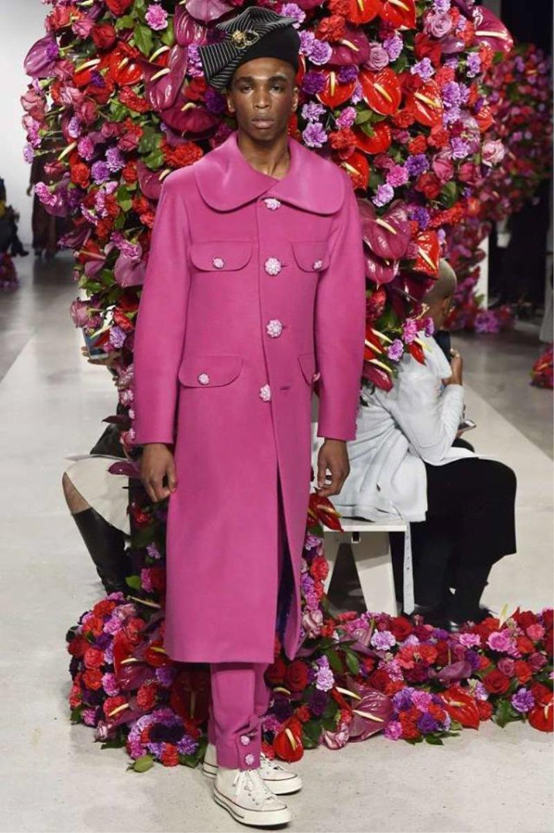 Moški modni teden: Milan / Pariz