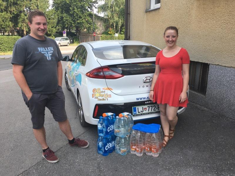 Ladislav in Klavdija iz Ljubljane