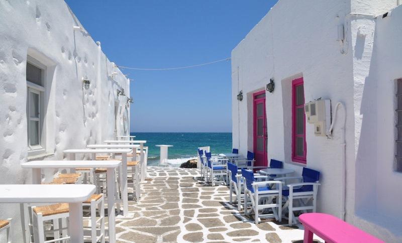 Prelepi otok Paros