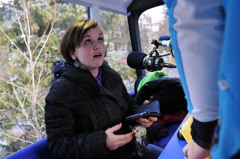 Nina Peternel, turistična organizacija Kranjska Gora