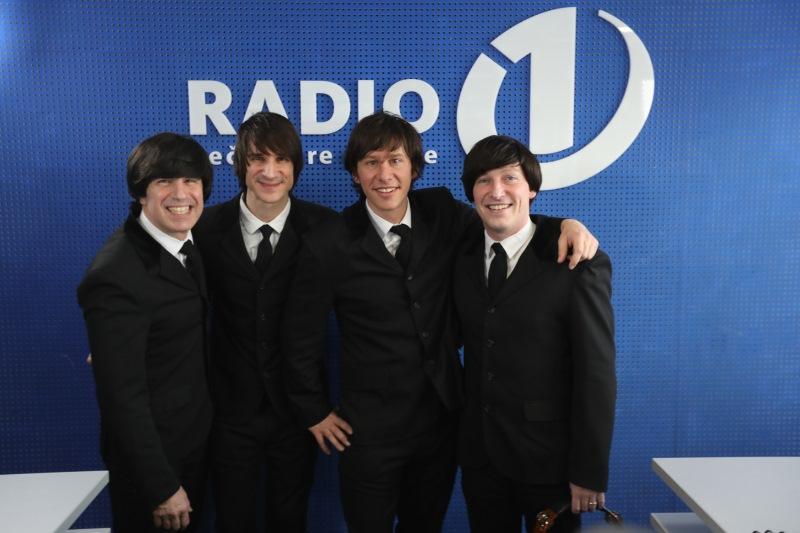 HELP! A Beatles Tribute band na obisku