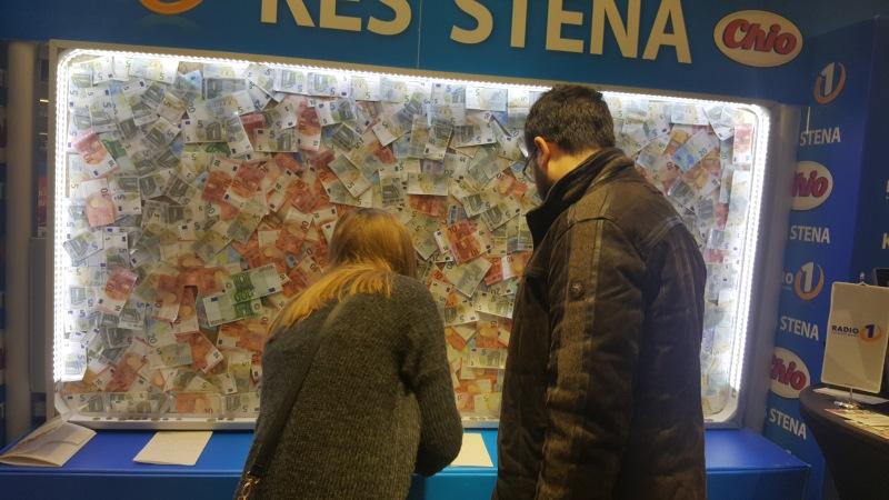 Na Rudniku denar štejemo že dva dni ... Bo komu uspelo najti pravo številko?