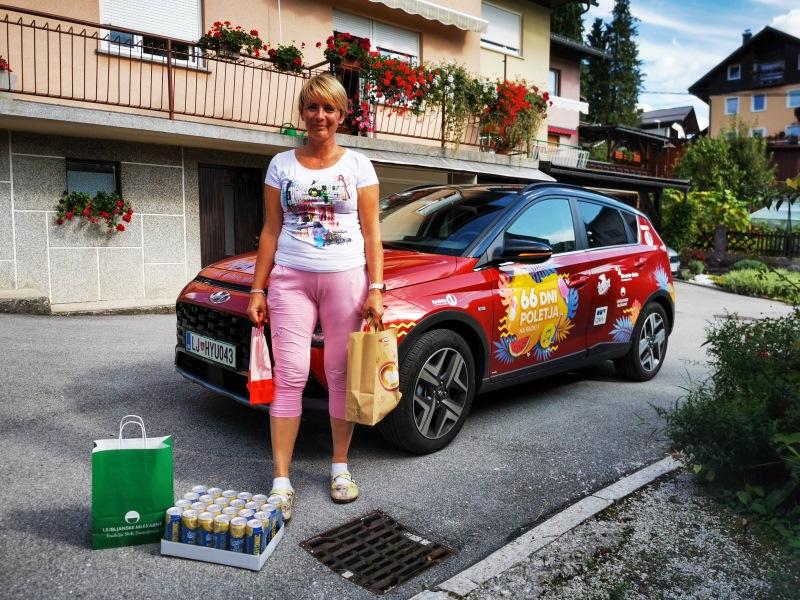 Sabina Rožič, Idrija