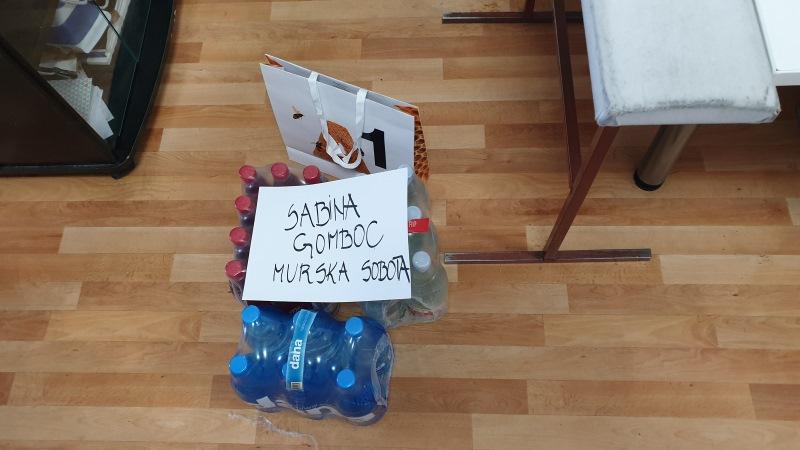 Sabini iz Murske Sobote smo nagrado pustili pri sosedih