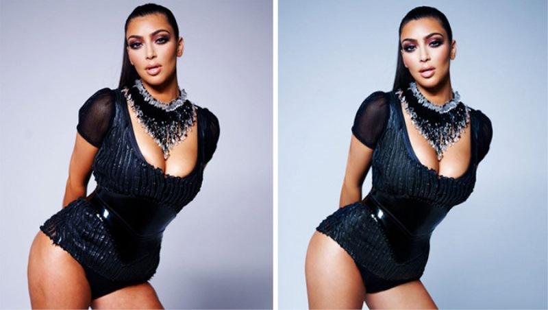 #11 Kim Kardashian