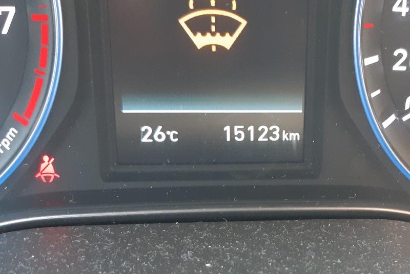V četrtek 23.8. smo v Sevnici izmerili 26 °C
