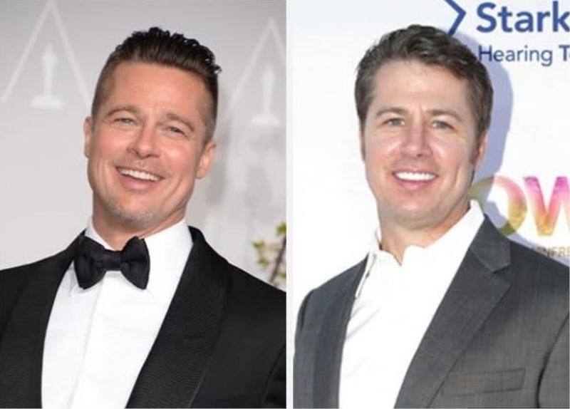Brad Pitt in Doug Pitt (poslovnež in človekoljub)