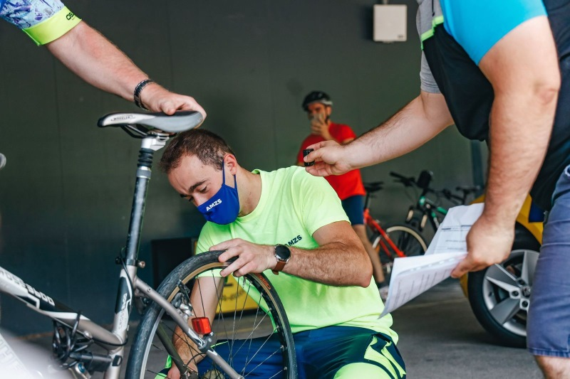 Sestavil kolo in v dobrodelni sklad doprinesel 2.000 EUR!