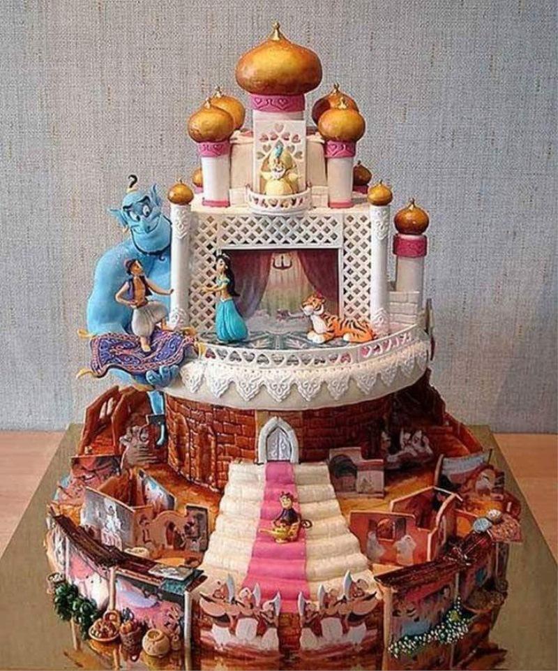 Za otroke, ki obožujejo pravljice o Aladinu