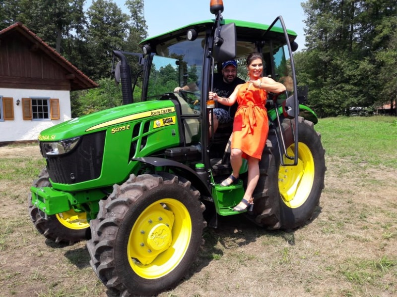 Tako je videti kmetija, za katero se bodo v resničnostnem šovu potegovali tekmovalci!