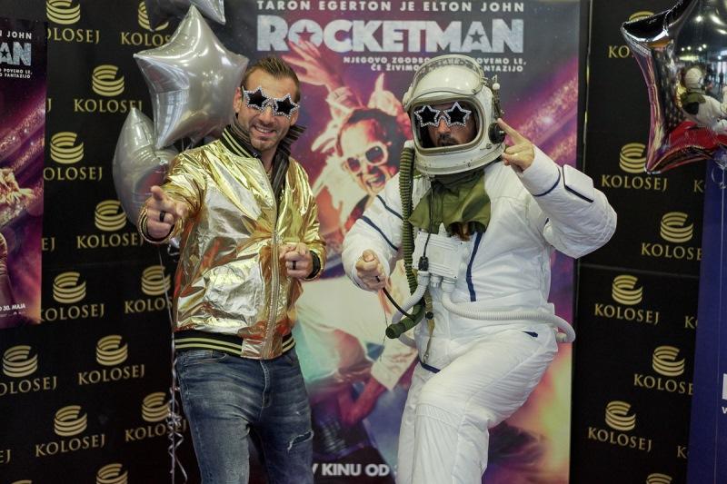 PREMIERA RADIA 1: ROCKETMAN