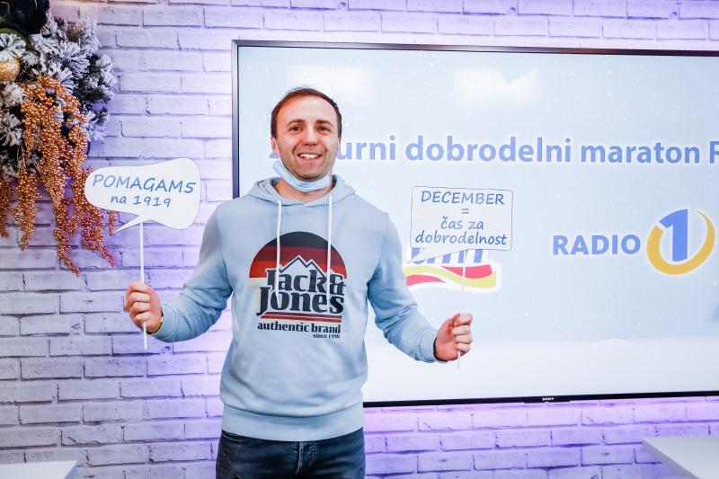 Ranko Babić na Radiu 1