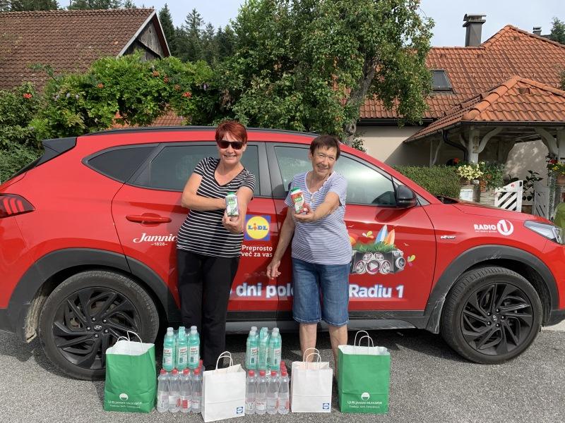Urška Kočevar in Gabriela Rebernak (Šoštanj)