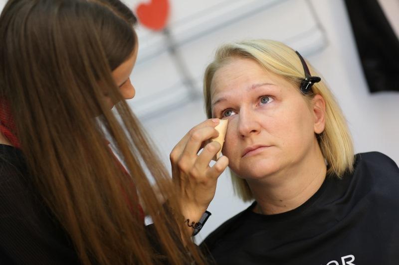 Čas za lepotičenje: Večerni make-up
