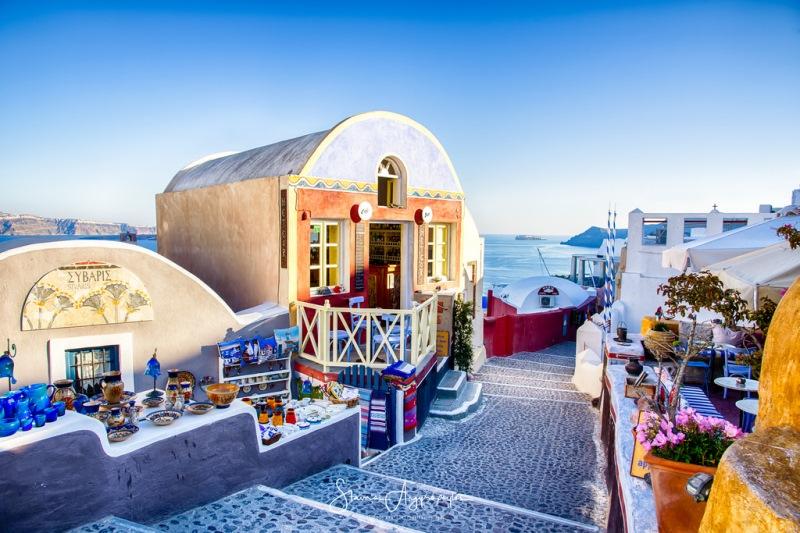 Nepozaben Santorini