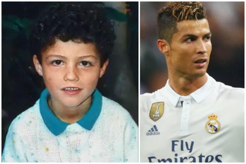 Nogometaš Cristiano Ronaldo ima danes 33 let